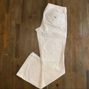 5/$25 American Eagle Artist light khaki boot pants